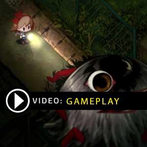 Yomawari The Long Night Collection Nintendo Switch Gameplay Video