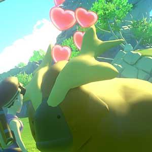 Sprites Yonder The Cloud Catcher Nintendo Switch