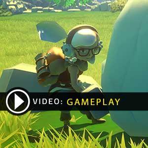 Yonder The Cloud Catcher Nintendo Switch vidéo Gameplay