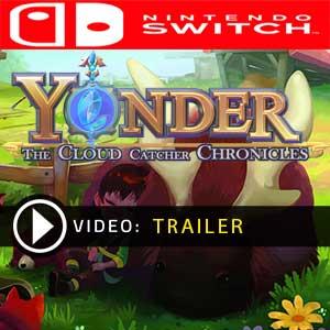 Yonder The Cloud Catcher Nintendo Switch en boîte ou à télécharger