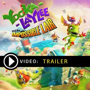 Acheter Yooka-Laylee and the Impossible Lair Clé CD Comparateur Prix