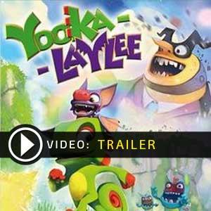 Acheter Yooka-Laylee Clé Cd Comparateur Prix