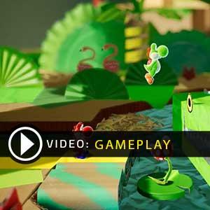 Yoshi Nintendo Switch Gameplay Video