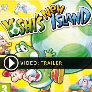 Yoshis New Island Nintendo 3DS en boîte ou à télécharger