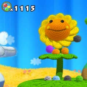 Yoshis Woolly World Nintendo Wii U Fleur