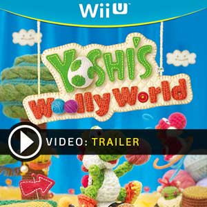 Yoshis Woolly World Nintendo Wii U en boîte ou à télécharger