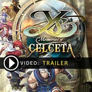Acheter YS Memories of Celceta Clé CD Comparateur Prix