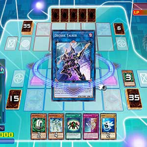 Yu-Gi-Oh! Legacy of the Duelist Link Evolution - Décoder le Parleur