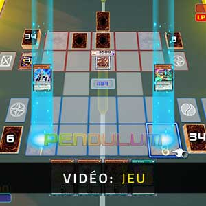 Yu-Gi-Oh! Legacy of the Duelist Link Evolution Vidéo de Gameplay