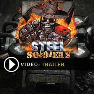 Acheter Z Steel Soldiers Clé Cd Comparateur Prix