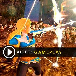 Zelda Musou Hyrule All Stars DX Nintendo Switch vidéo Gameplay