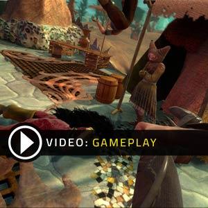 Zeno Clash Gameplay Video