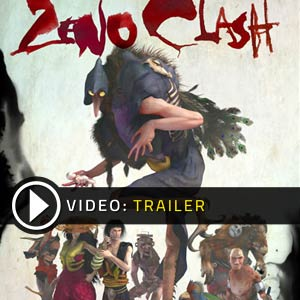 Acheter Zeno Clash clé CD Comparateur Prix