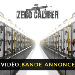 Vidéo de la bande annonce de Zero Caliber VR