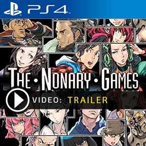 Zero Escape The Nonary Games PS4 en boîte ou à télécharger