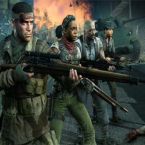 Zombie Army 4 Dead War