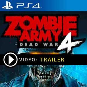 Acheter Zombie Army 4 Dead War PS4 Comparateur Prix