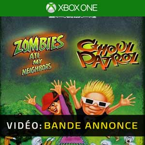 Zombies Ate My Neighbors and Ghoul Patrol Xbox One Bande-annonce Vidéo
